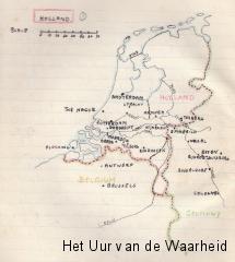 Kaart NL Claire