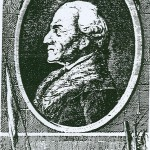 Hieronymus von Münchhausen op 60-jarige leeftijd